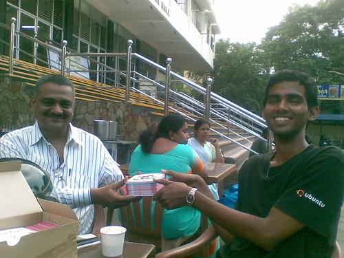 Let more hands Join - Badri's shoot