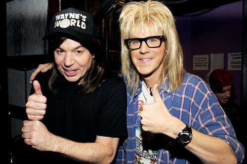 Wayne's World Mtv movie 2008