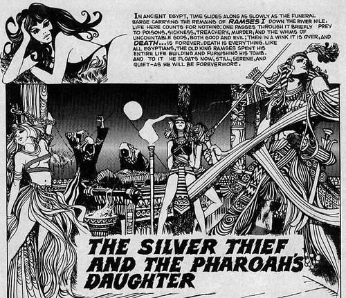 silver thief
