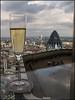 High Altitude Bubbly (jhapeman) Tags: london tower42 vertigo42