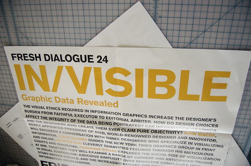 Fresh Dialogue 24: In/Visible