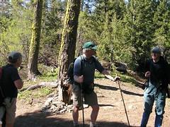 At Iron Bear Pass