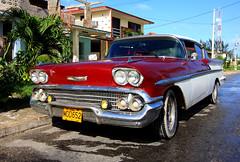 Car in Havana (miamiphotographerone) Tags: car atardecer cuba cigar militar carros boxer varadero tabacco lahabana capitoliodelahabana qualitypixels arquiteturacubanayespañola hotelesdelahabana héctorfalcón interiordocapitolio