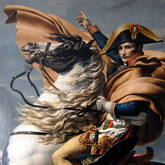 Portrait of Napoleon (detail) (jmvnoos in Paris) Tags: horse paris france detail castle painting cheval nikon palace peinture 100views oil napoleon 400views 300views 200views 500views d200 chateau chteau 800views 600views 700views huile 1000views dtail malmaison napolon rueilmalmaison 900views 1100views 1200views 1300views 10faves views800 peinturelhuile jmvnoos naploleon