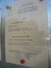 bans mairie linselles
