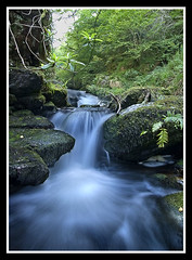 Watersmeet Pool (Rob Kendall (aka minolta mad)) Tags: water river lynn devon watersmeet exmoor blueribbonwinner diamondclassphotographer flickrdiamond proudshopper