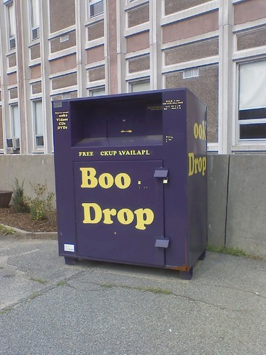 Where unwanted ghosts are dropped off...