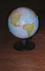 objets sphériques - Mappemonde - globe terrestre par eric.delcroix