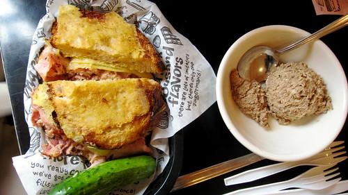 Culinary mecca: Zingerman's Deli