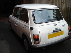 "1988 Mini 'Designer"" Mary Quant • <a style=""font-size:0.8em;"" href=""http://www.flickr.com/photos/9907391@N02/2685286141/"" target=""_blank"">View on Flickr</a>"