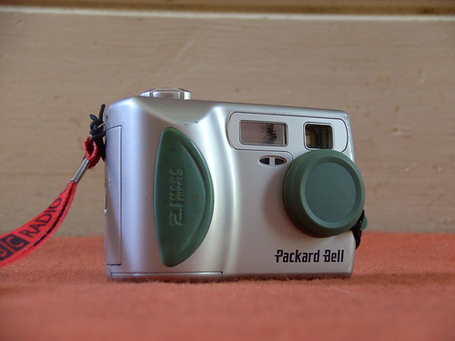 Our first digital camera