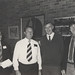 Mr. T. Earle, Mr. H. Buchan, Mr. F. Hambly and Mr. Phillip Alexander, attending a National Conference, Australia