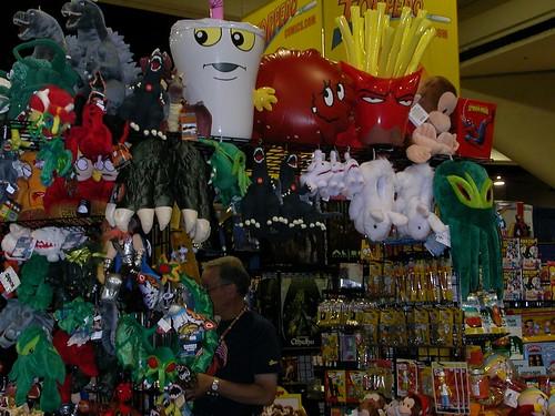 Lotsa toys