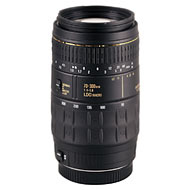 Quantaray 70-300 mm DI f4-5.6