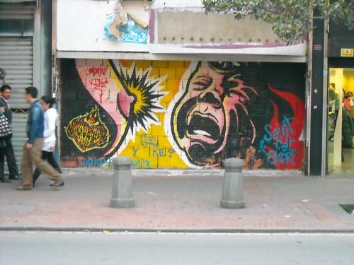 street bogotá