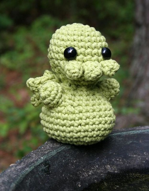 Ravelry Cthulhu Pattern By Needlenoodles