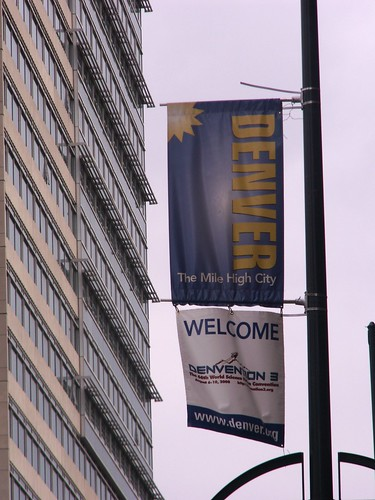 Welcome Denvention banner