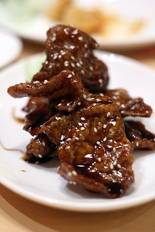 shanghainese smoked fish