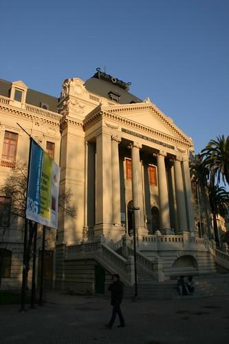 Bellas Artes Museum, Santiago.