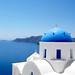 Church in Oia, Santorini (Greece) by marcelgermain