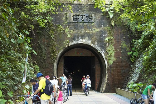 舊草嶺隧道北口