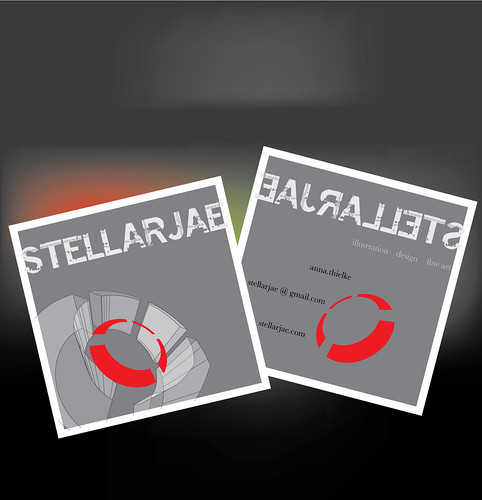 Stellarjae business card