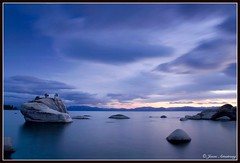 Purple Dusk, Bonsai Rock (The Man in Red) Tags: bravo laketahoe outstandingshots bonsairock