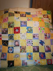 Abby's Family I Spy Quilt