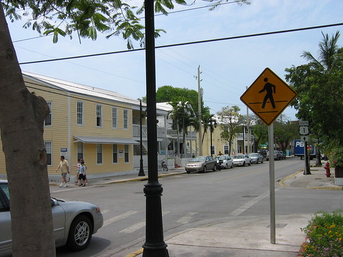Walk around Key West