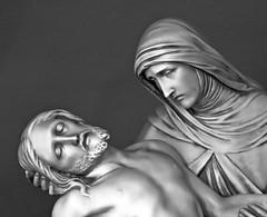 Pieta (*Jeff*) Tags: mary jesus pieta bowdle
