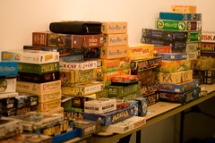 Game lending room