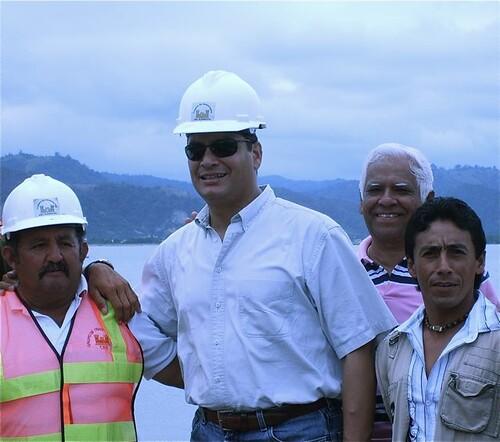 Bahia-Ecuaor-President