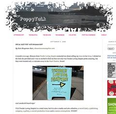 PoppyTalk part two! (kate*) Tags: oregon portland poppytalk tenderlovingempire