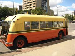 Manitoba Transit Heritage Association (mrchristian) Tags: bus heritage tranist