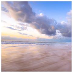 Satin Wings (ylvan) Tags: pink blue white beach nature yellow landscape dawn fraserisland soe fpg mondocafe superaplus aplusphoto infinestyle alemdagqualityonlyclub iamnotdeadyetsic