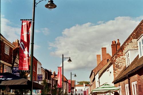 a canterbury street