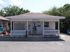 Hell Post Office, Cayman Islands