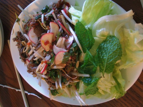 "Larp (""beef salad"")"
