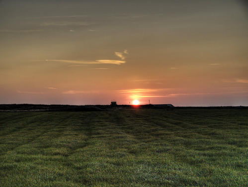 Another Sunset - Alderney by you.