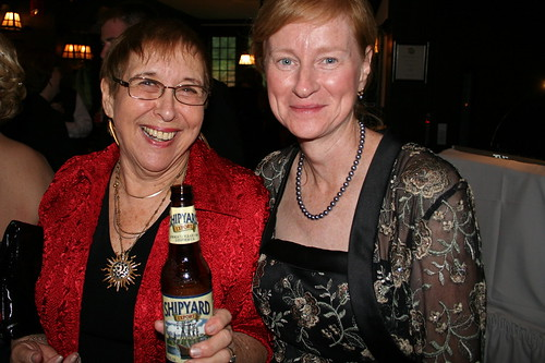 Millie Garfield with Carol and Shipyard Export