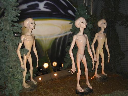 Classic aliens