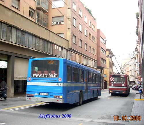 Bologna Menarini 201 del 1989