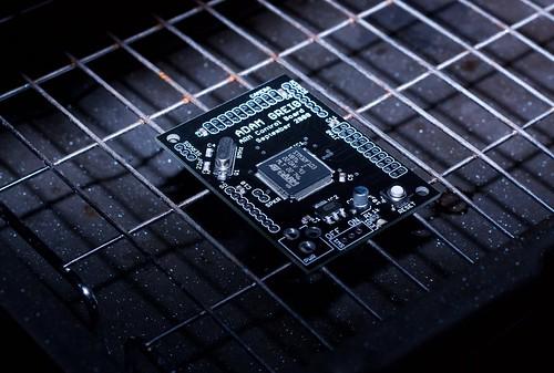 Reflow Soldering ARM Board