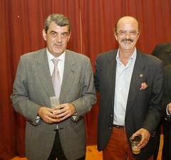 Manuel López y Miguel Segovia en Feria