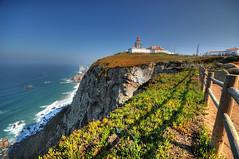 Cabo da Roca (5ERG10) Tags: ocean sky portugal sergio point nikon angle lisboa lisbon sintra wide western handheld cape hdr highdynamicrange roca portogallo atlantico cabodaroca d300 3xp photomatix sigma1020 antlantico amiti 5erg10 sergioamiti