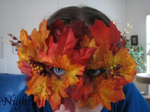 Halloween Masks por esmereldes