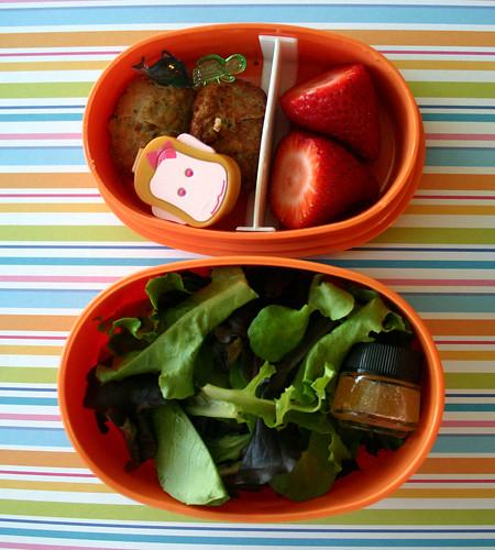 Preschooler Bento #91: October 22, 2008