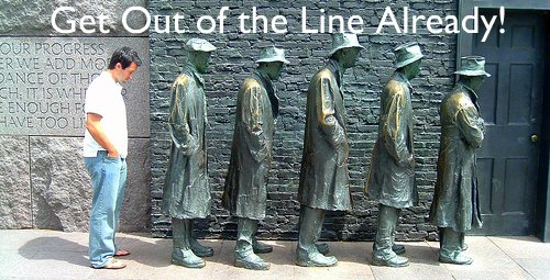 Are You in Line for the Great Depression?