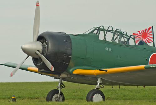 Warbird picture - Mitsubishi Zero A6M