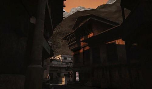Cursed Mountain (1)